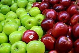 Foto manzanas