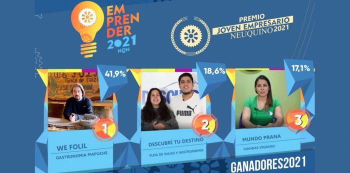 Premio Joven Emprendedor 2021