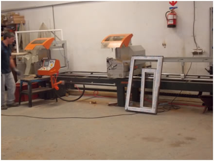 Se financi un proyecto para una fabrica de aberturas de for Fabrica de aberturas de aluminio